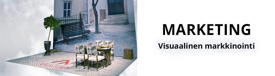 Marketing – Visuaalinen markkinointi